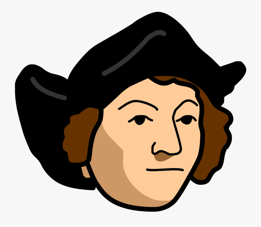 Homely Ideas Christopher Columbus Clipart The Nina - Christopher Columbus Cartoon Drawing, Transparent Clipart