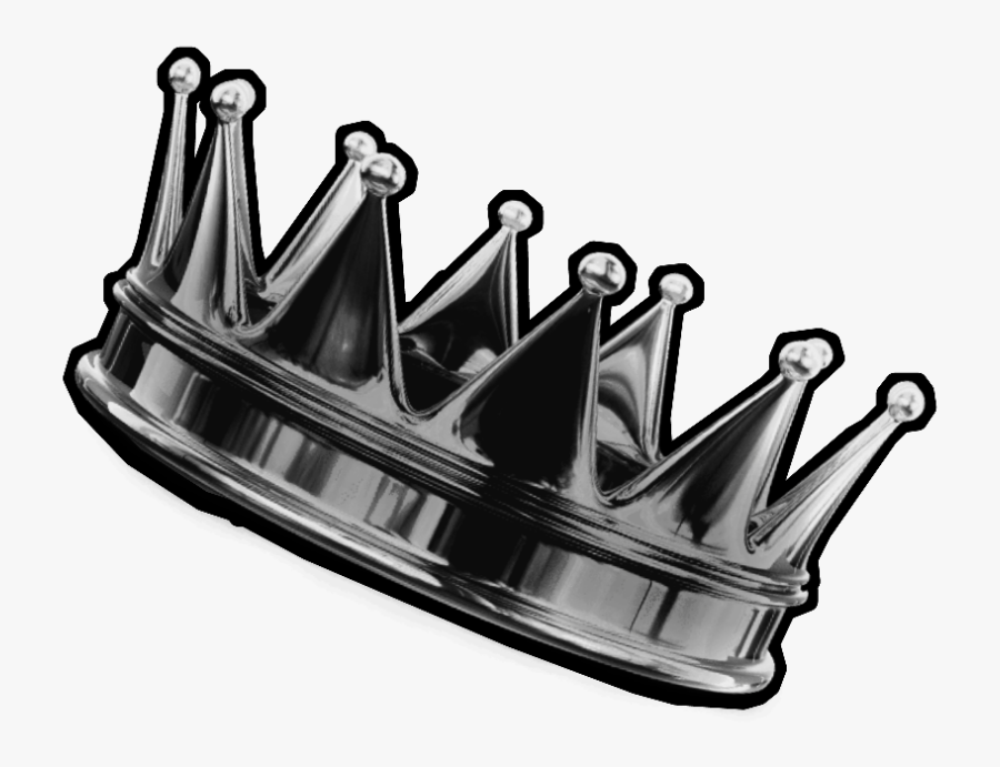 #crown #tiara #king #queen #royal #highness #black - Boat, Transparent Clipart