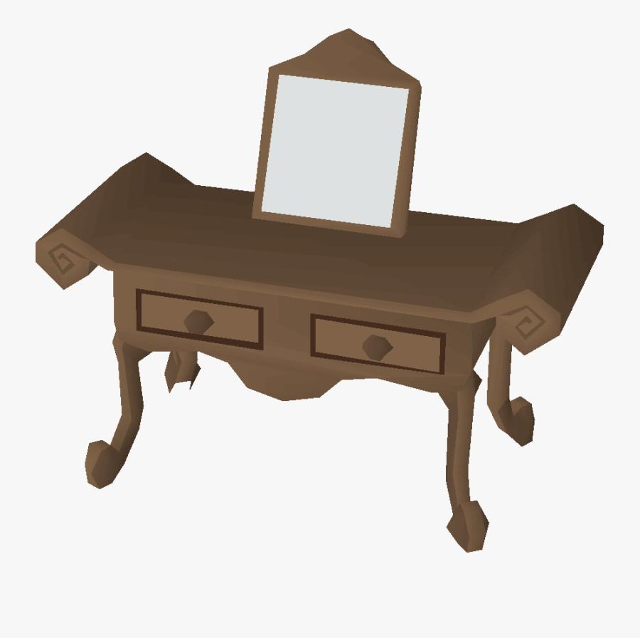 Old School Runescape Wiki - Writing Desk, Transparent Clipart