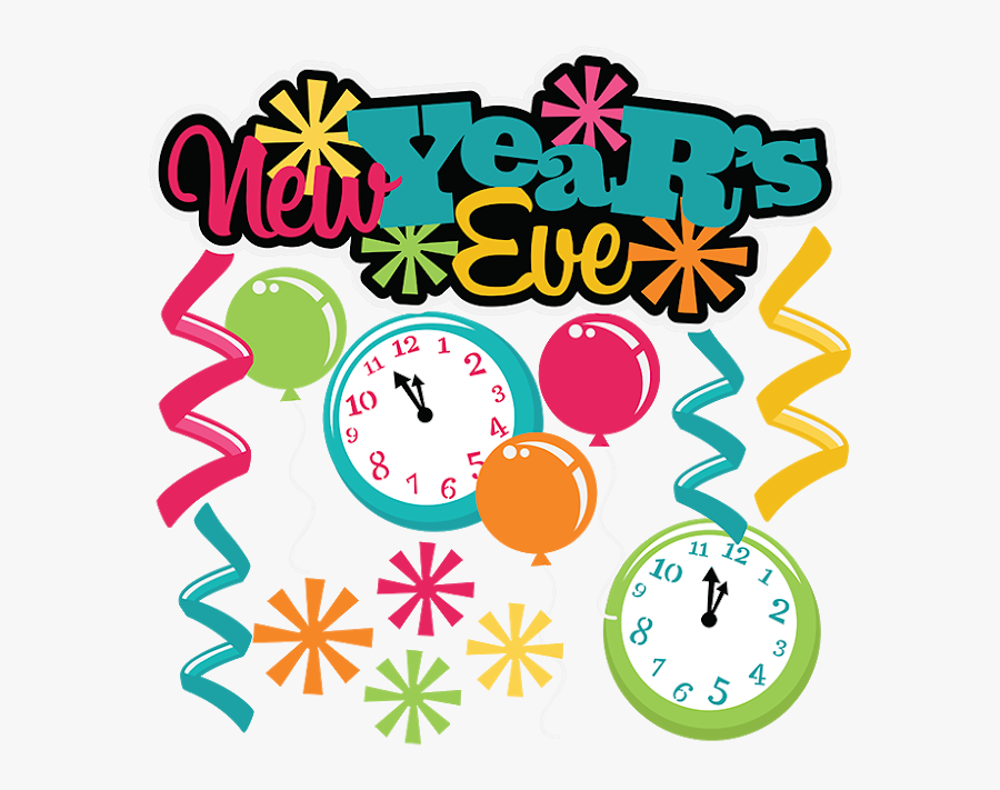 Happy New Year 2020 Gif - New Years Eve Clipart, Transparent Clipart