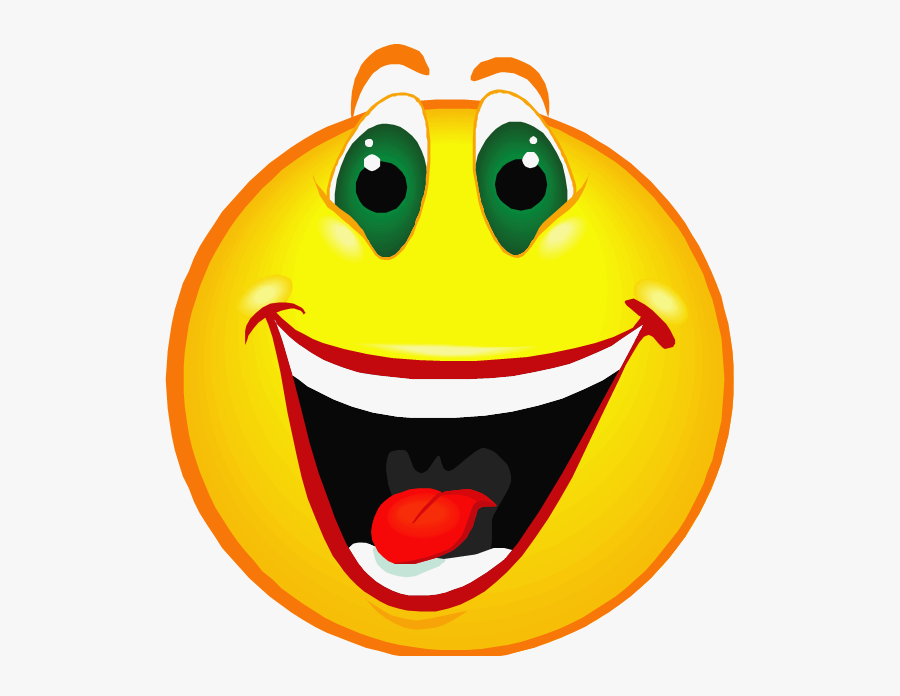 Why You Should Keep - Excited Face Clip Art, Transparent Clipart