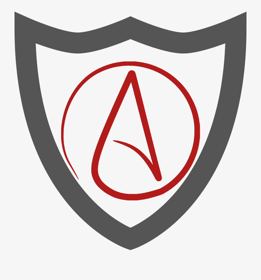 Line Clipart Atheism Symbol Agnosticism Atheism Icon - Atheist Logo, Transparent Clipart