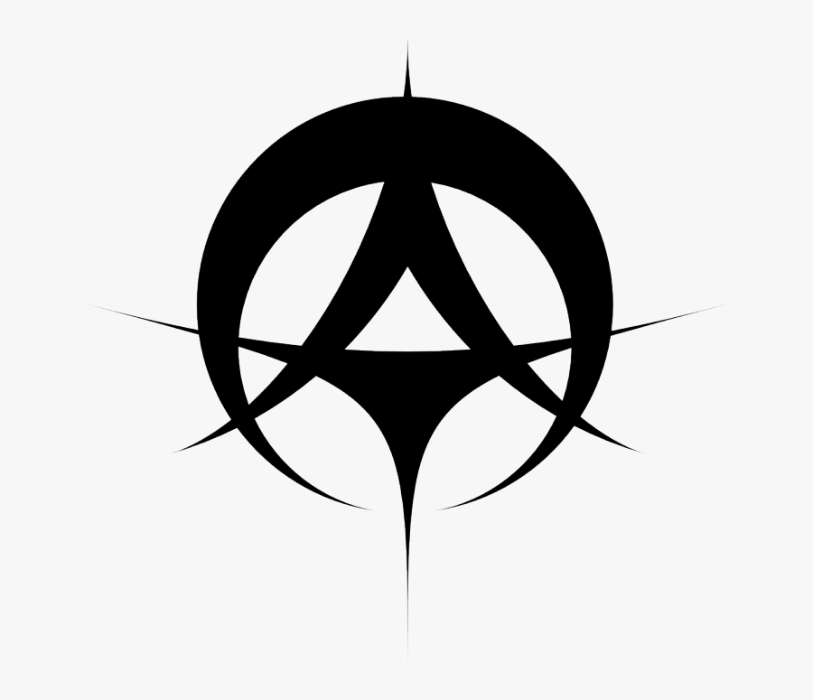 Universal Atheist Symbols, Transparent Clipart