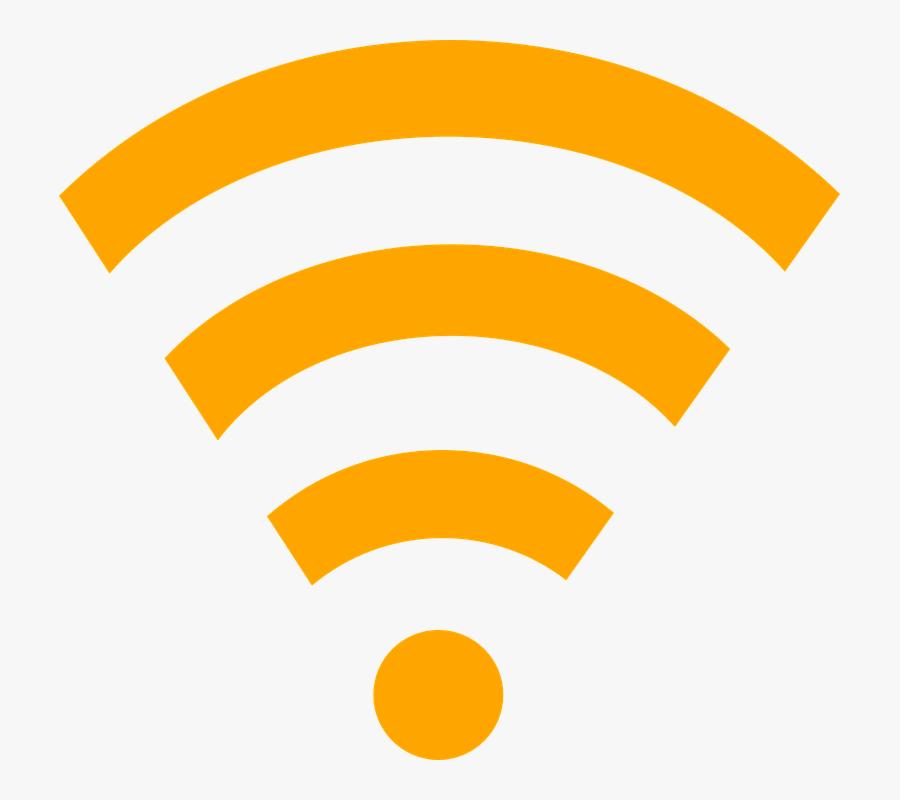 Wifi Logo Green Png, Transparent Clipart
