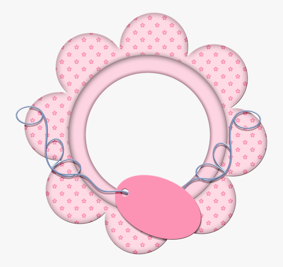 5 Clipart Scrapbook - Hello Kitty Picture Frame Png, Transparent Clipart