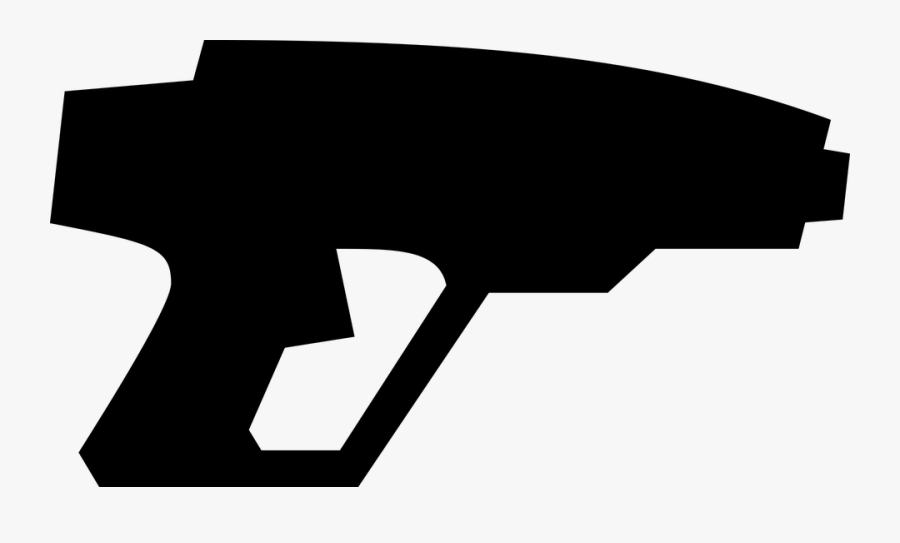 Laser Tag Gun Vector, Transparent Clipart