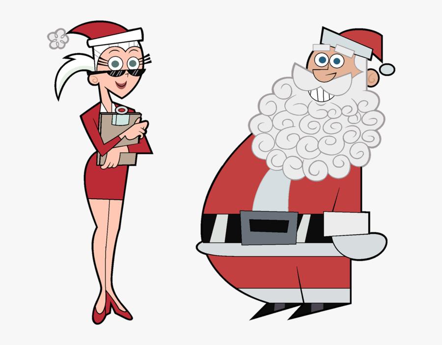 Clipart Santa Mrs Claus - Mrs Claus Clipart, Transparent Clipart