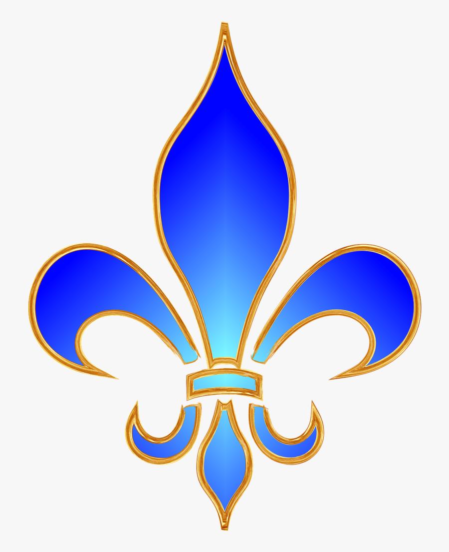 Acadian Day In Louisiana - Fleur De Lys Png, Transparent Clipart