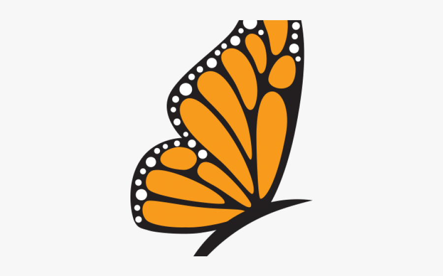 Monarch Butterfly Clipart Egg - Monarch Butterfly, Transparent Clipart