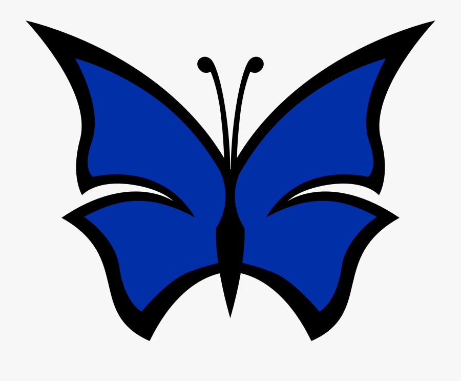Butterfly Clip Art, Transparent Clipart