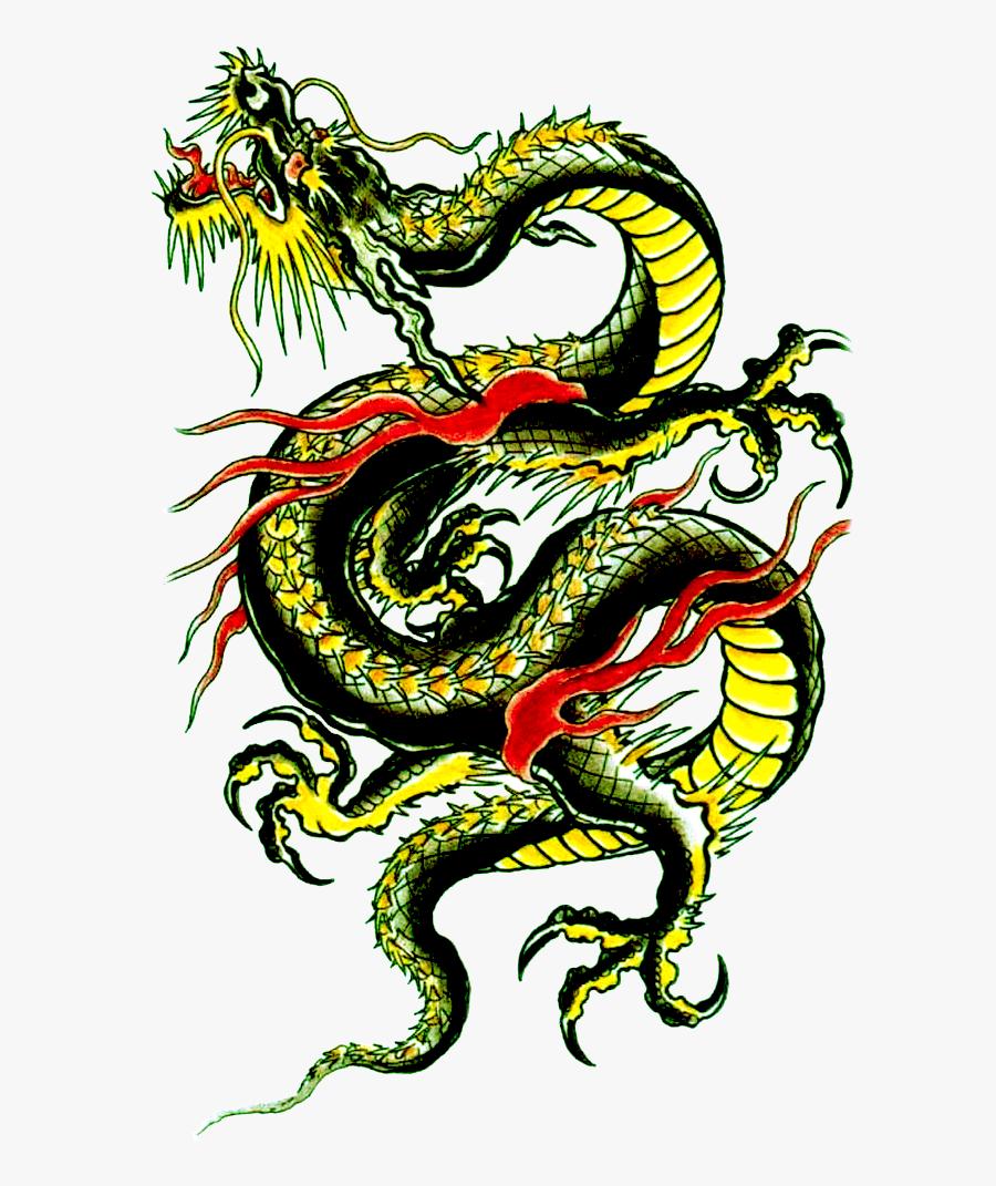 Chinese Dragon Png - Chinese Dragon Dragon Png, Transparent Clipart