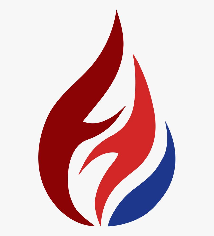 International Ministry Fresh Of - Holy Spirit Fire Logo, Transparent Clipart