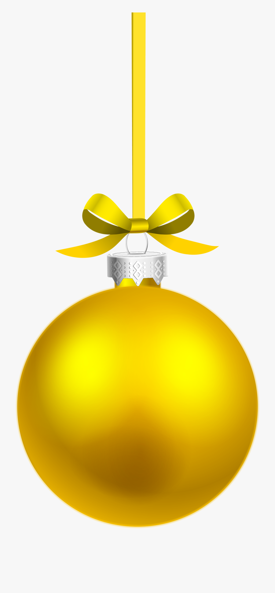 Pin By Myrtle Irene - Gold Hanging Christmas Ball, Transparent Clipart