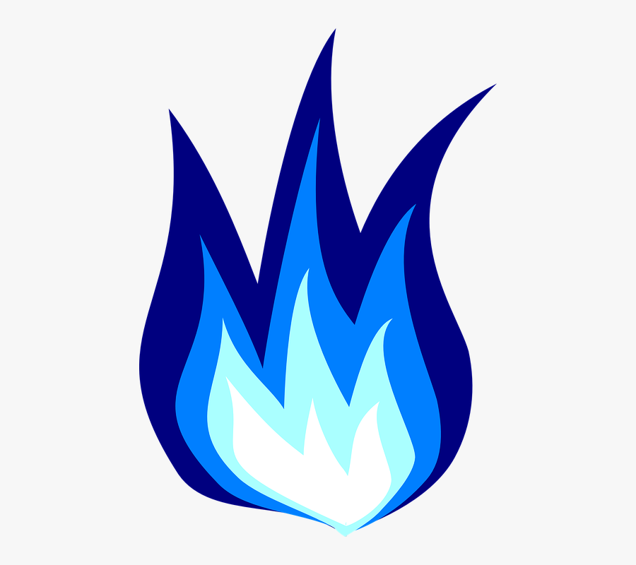 Fire Symbol Of Holy Spirit - Fire Free Clipart, Transparent Clipart