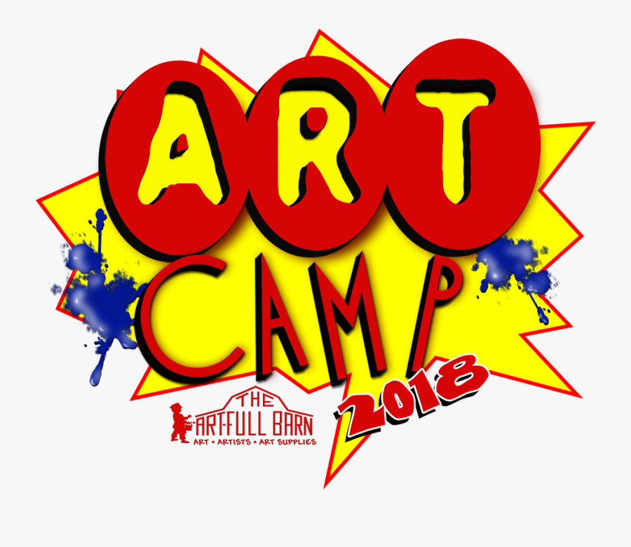 Transparent Free Summer Camp Clipart Images - Kid In Summer Art Camp, Transparent Clipart