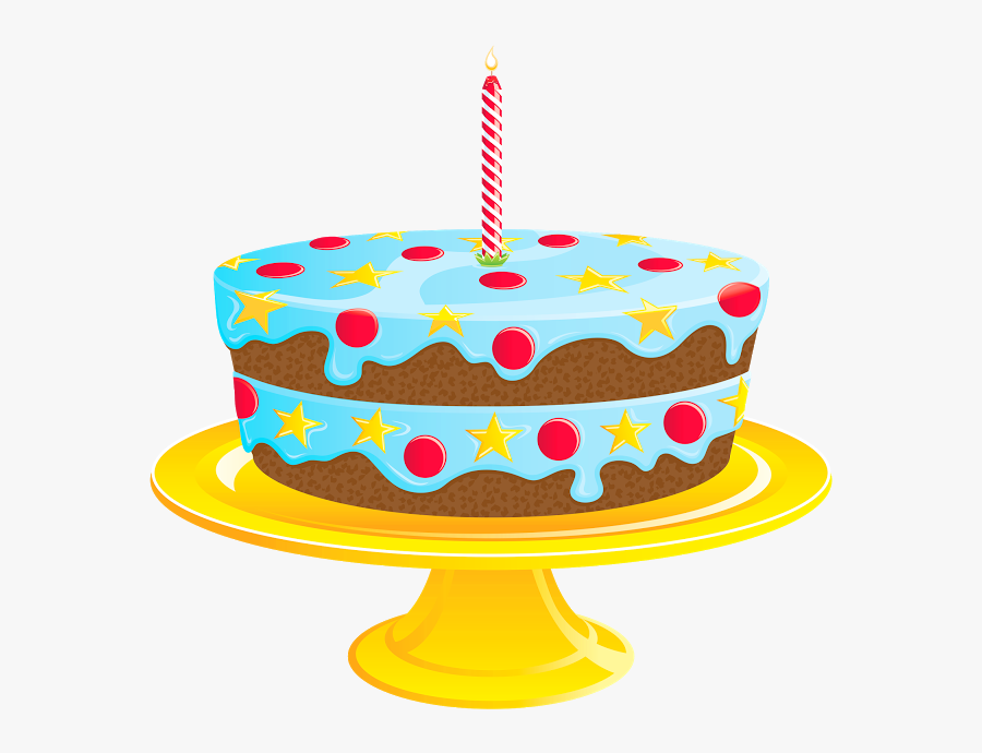 Transparent Background Birthday Cake Clipart, Transparent Clipart