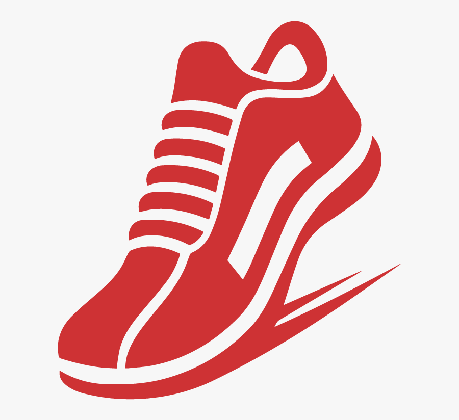 Running Shoes Icon Png - Transparent Png Running Shoe Icon, Transparent Clipart