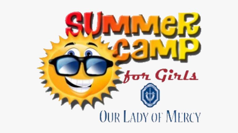 Summer Day Camp Cartoon, Transparent Clipart