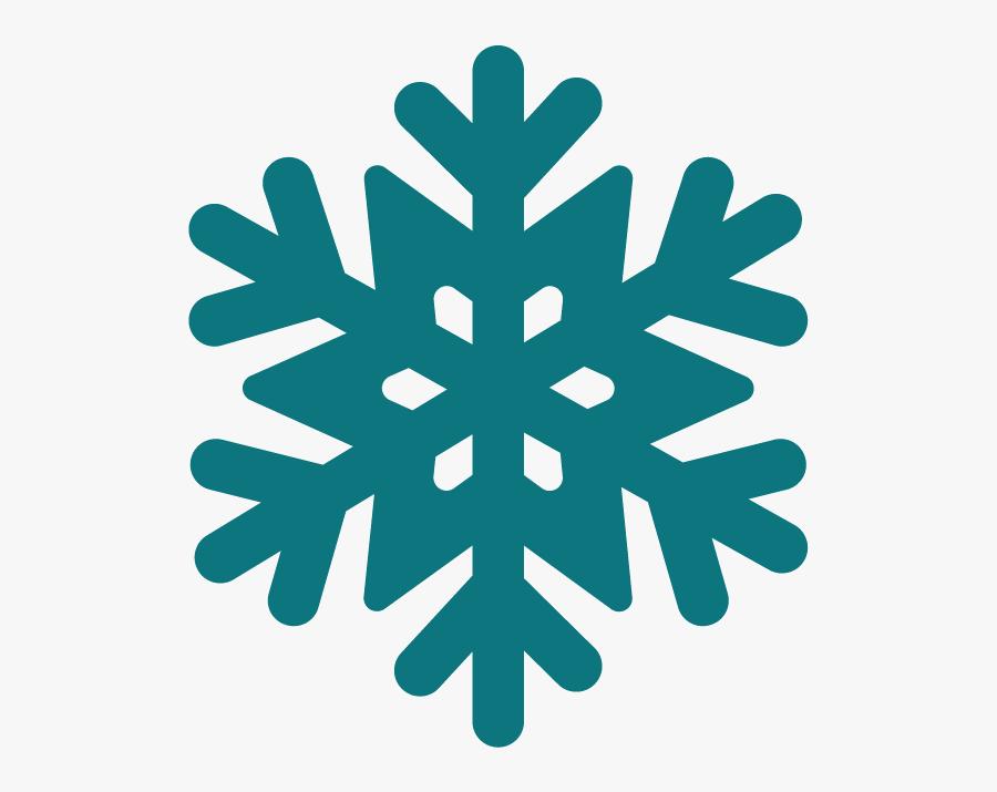 Ibm X Force - Transparent Background Snowflake Vector, Transparent Clipart