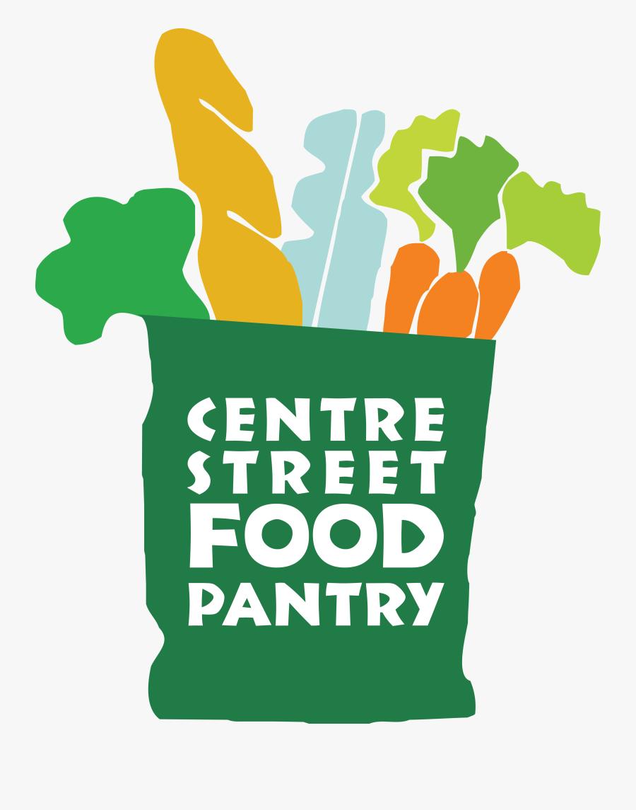 Centre Street Food Pantry, Transparent Clipart