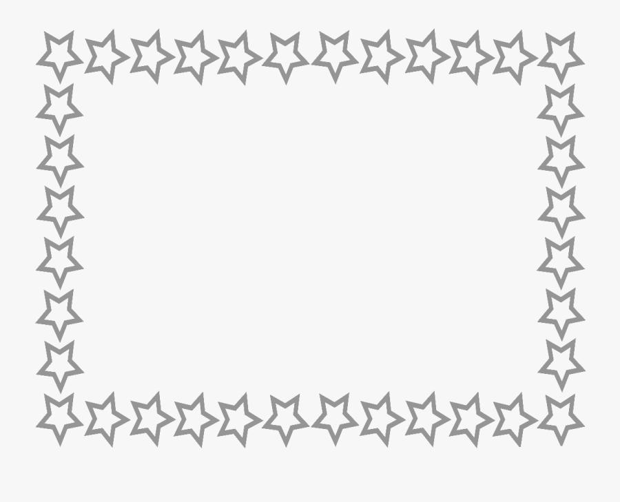 Clip Art Clipart Star Free Image - Star Clip Art Border, Transparent Clipart