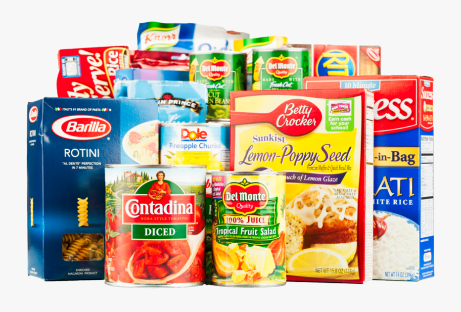 Clip Art Images Of Non Perishable Food - Non Perishable Food Png ...