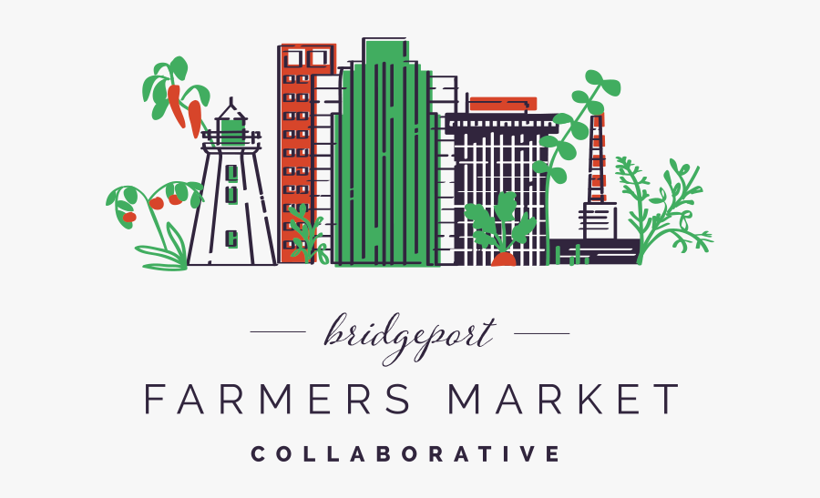 Transparent Vintage Farmers Market Clipart - Bridgeport Ct Farmers Market, Transparent Clipart