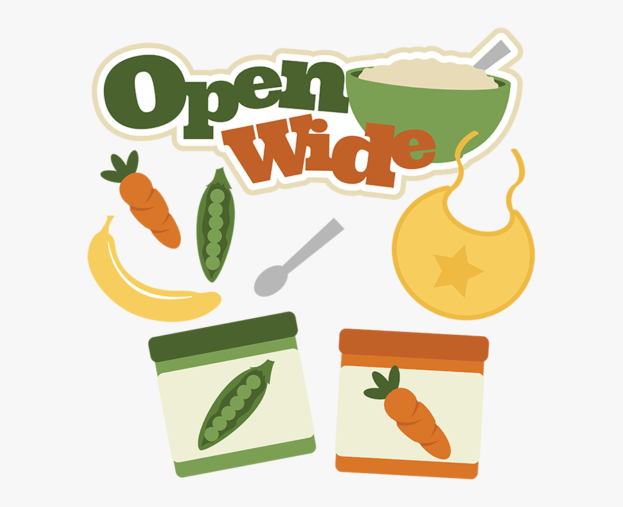 Transparent Baby Food Png - Baby Food Clipart Png, Transparent Clipart