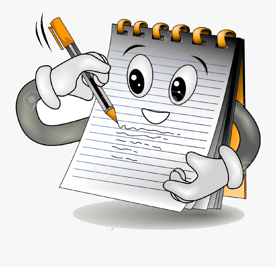 Note Clipart Study Notes Free On Transparent Png - Note Taking, Transparent Clipart