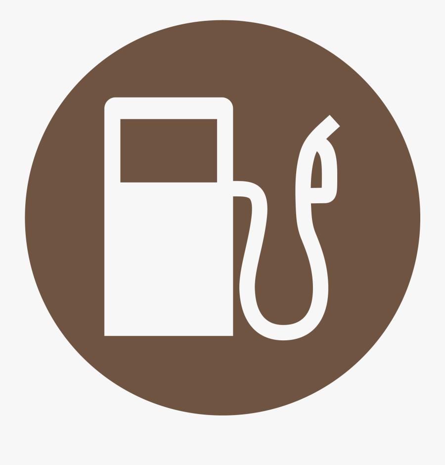 Pump Clipart Gas Station - Gas Station Logo Png, Transparent Clipart