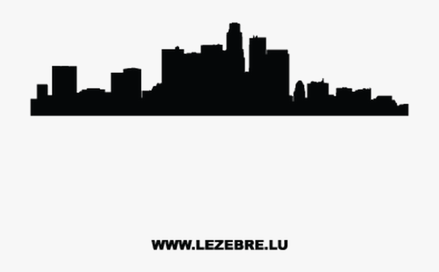Skyline Clipart Nyc Drawing For Free Download And Use - Los Angeles Skyline Svg, Transparent Clipart
