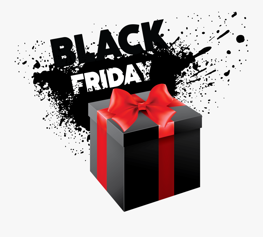 Black Friday Clip Art Clipart Free Download - Transparent Black Friday Png, Transparent Clipart