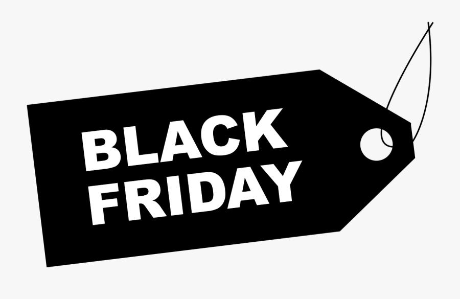 Black Friday Clipart Png - Pre Black Friday 2018, Transparent Clipart