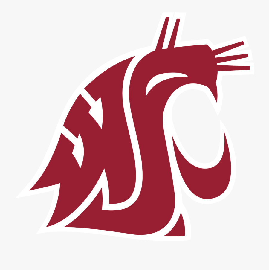 Washington State Cougars - Washington State University Mascot, Transparent Clipart