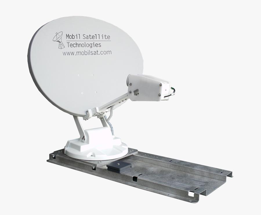 Clip Art Huge Satellite Dish - Portable Internet Satellite System, Transparent Clipart