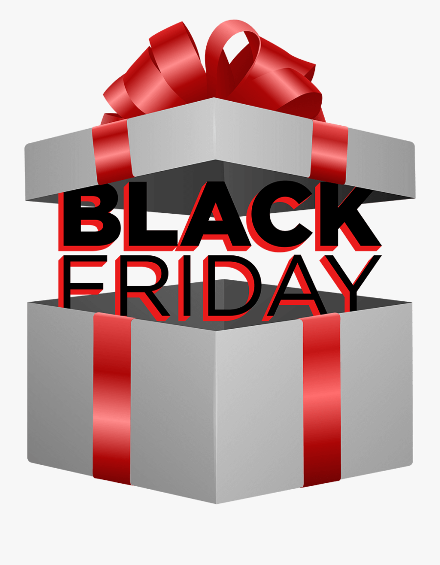 Png Free Download Black Friday Clipart Free - Black Friday Ribbon Png, Transparent Clipart