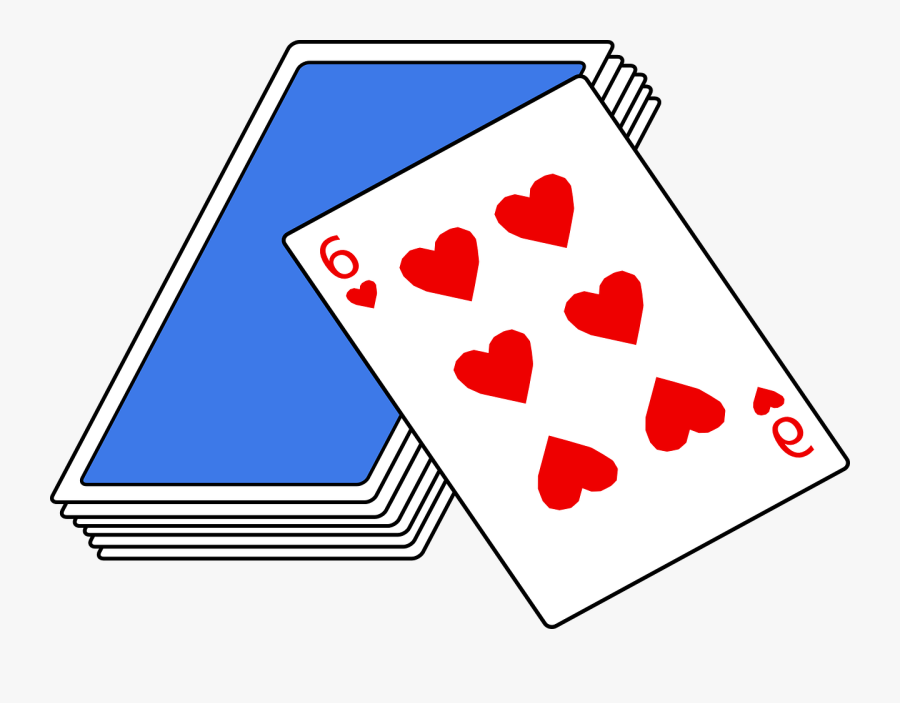 Thumb Image - Pack Of Cards Cartoon, Transparent Clipart