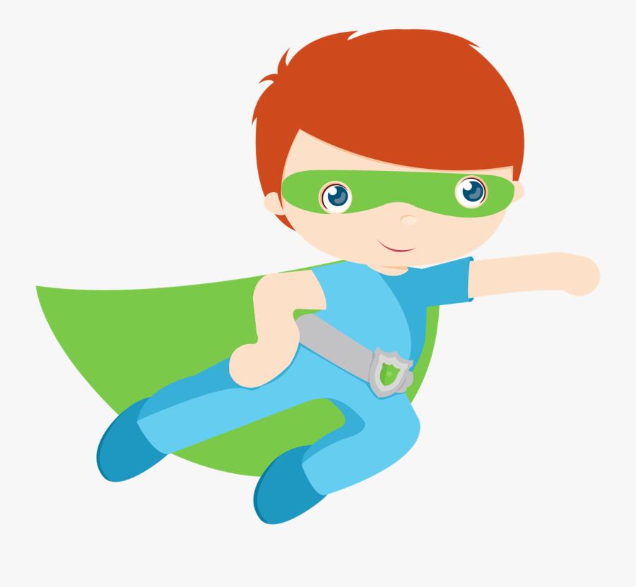 Super Heroes Pinterest Kids - Superhero Kid Clipart, Transparent Clipart