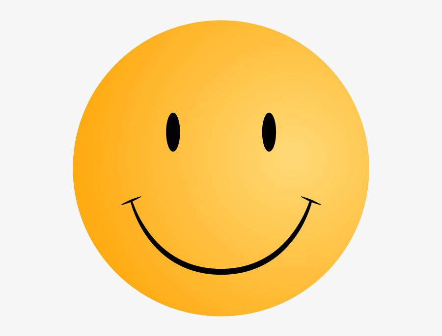 Transparent Smiley Clipart - Printable Happy Face Emoji, Transparent Clipart