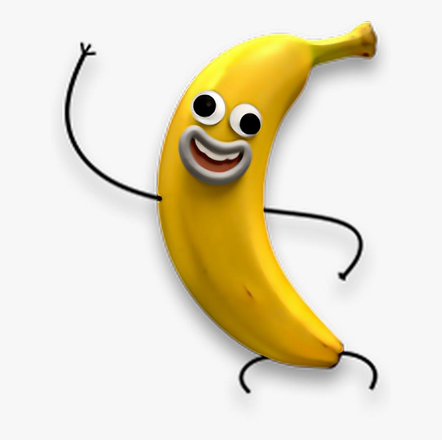 Smiley Clipart Banana - Amazing World Of Gumball Banana, Transparent Clipart