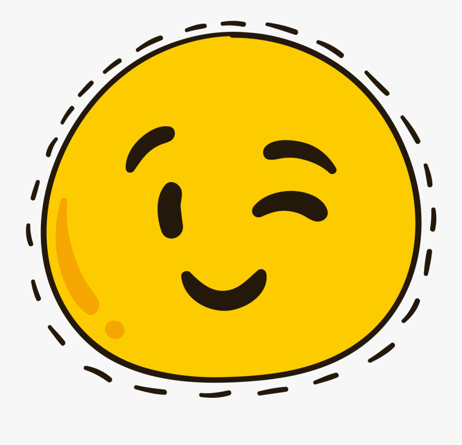 Emoticon Feeling Emoji Clip - Feeling Clipart, Transparent Clipart