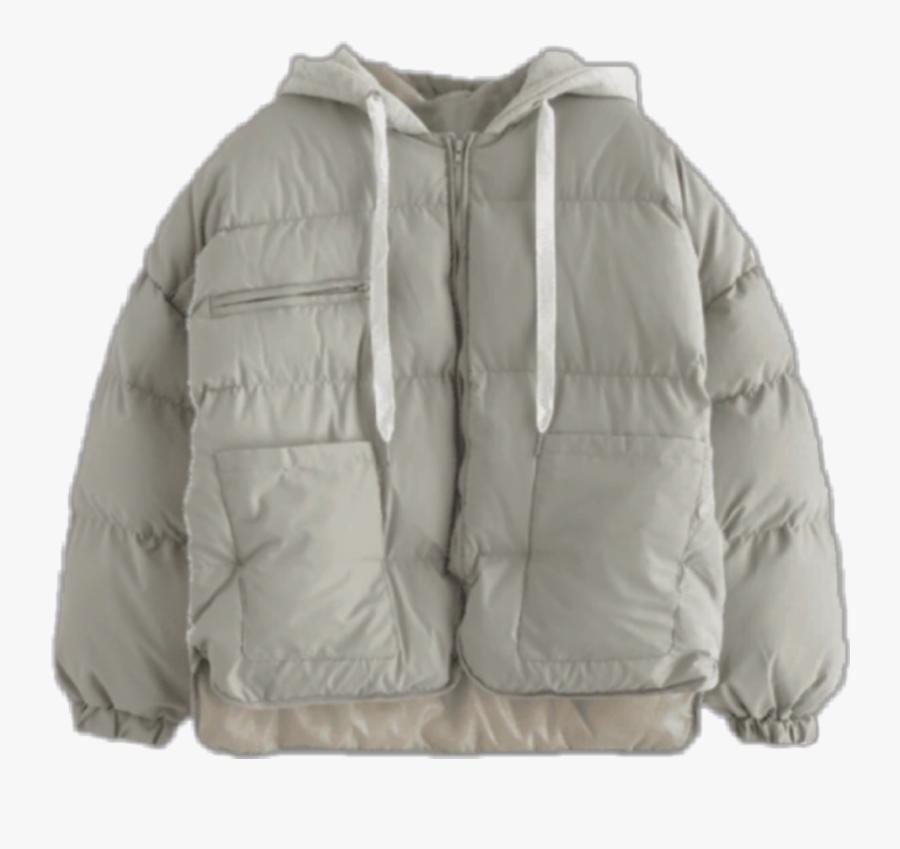 Transparent Snow Clothes Clipart - Winter Jacket Aesthetic, Transparent Clipart