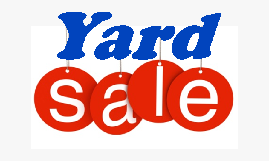 Graphics For Church Garage Sale Graphics - Banner Yard Sale Clip Art, Transparent Clipart