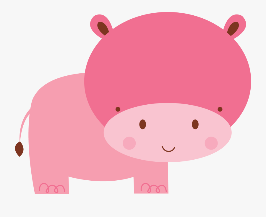 Photo By @daniellemoraesfalcao - Pink Baby Safari Animals ...