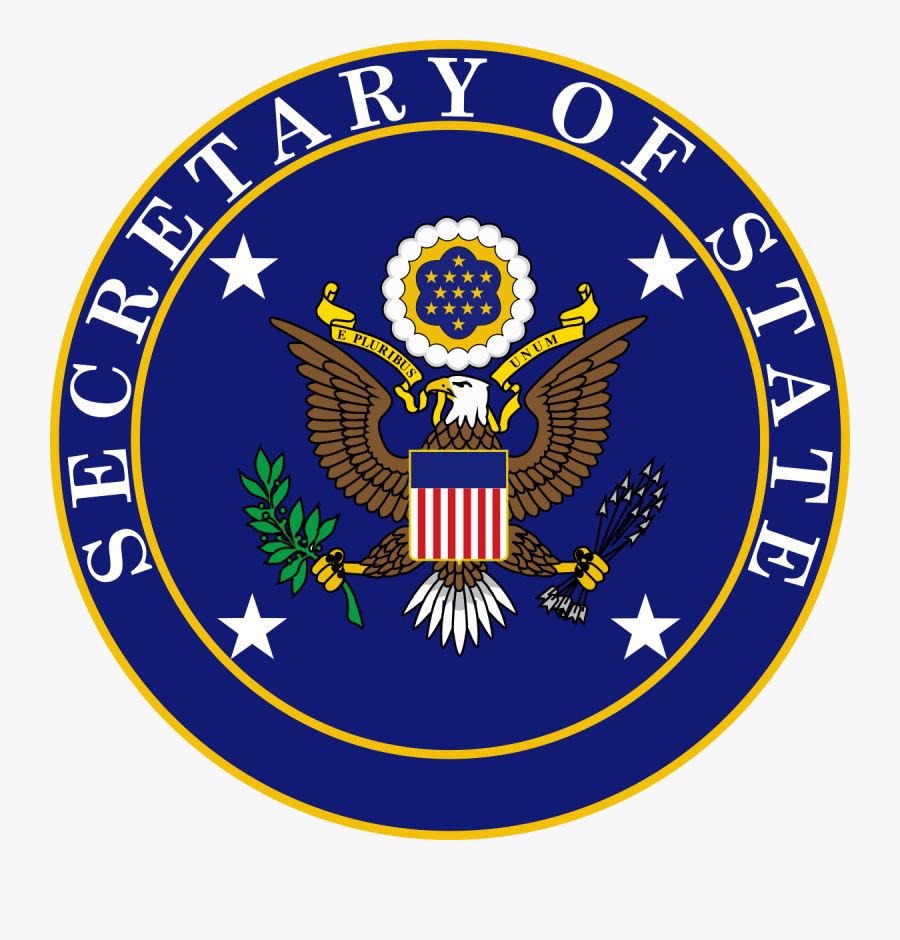 United States Secretary Of State Wikipedia Rh En Wikipedia - Us Air Force Reserve Logo, Transparent Clipart