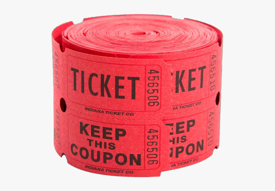 Raffle Tickets Png, Transparent Clipart