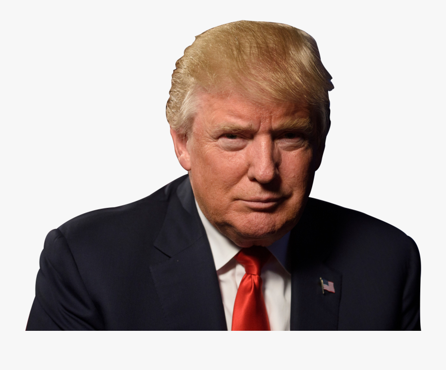 Transparent Trump Clipart - President Of United State Of America, Transparent Clipart