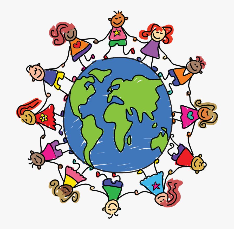 Holidays Around The World - Culture Schools Around The World, Transparent Clipart