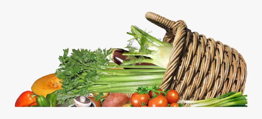 Food - Healthy Vegetables Png, Transparent Clipart