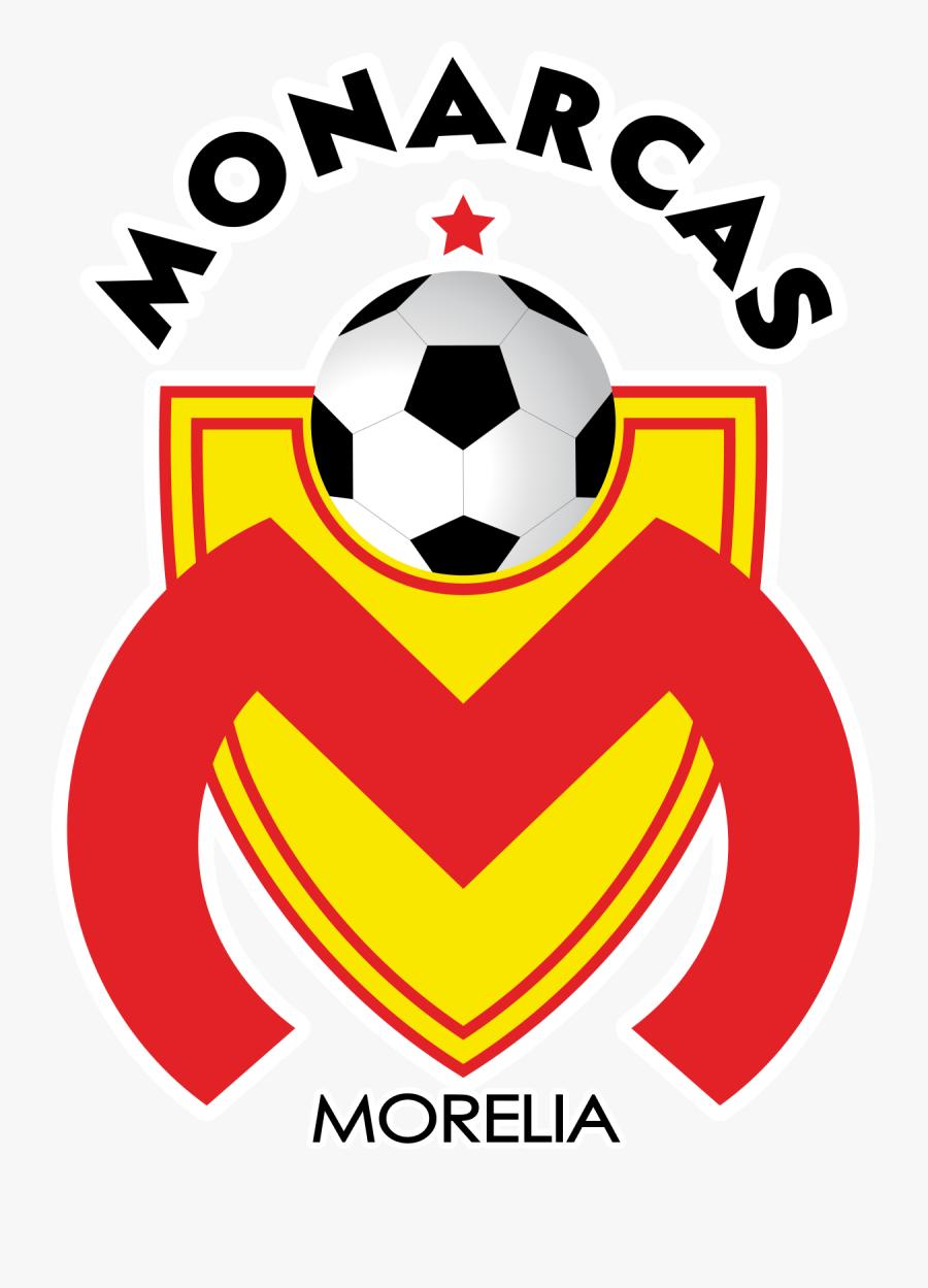 Monarcas - Monarcas Morelia Logo Dream League Soccer, Transparent Clipart